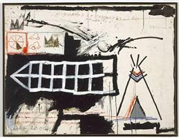 untitled (samo new york) by jean-michel basquiat