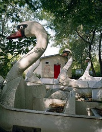 swan army, berlin by jimi billingsley