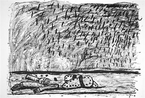 view by philip guston