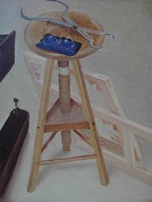 studio items by avigdor arikha