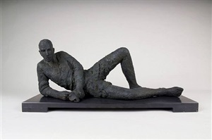 bronze #71 by hanneke beaumont