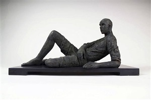bronze #74 by hanneke beaumont