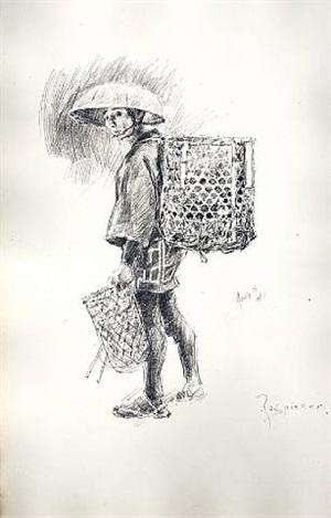 the ragpicker by robert frederick blum