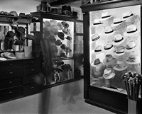 deon steyn, james lock & co, london, 2007 by matthew pillsbury