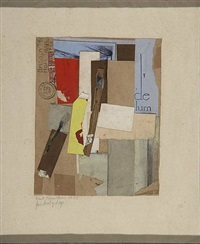 for holy days by kurt schwitters