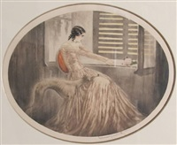 madame bovary by louis icart