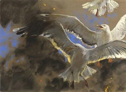 jamie wyeth seven deadly sins recent works by jamie wyeth