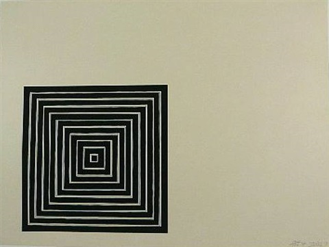 angriff by frank stella