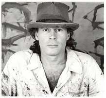 brice marden by robert mapplethorpe