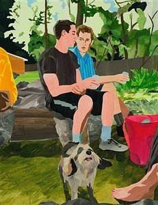 georgia, jesse and the jax by sebastian blanck
