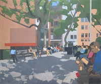 composition (midday) by john dubrow