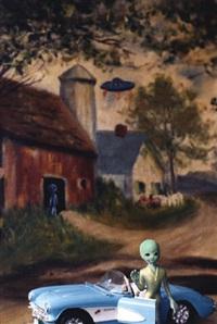 farm house by sally davies