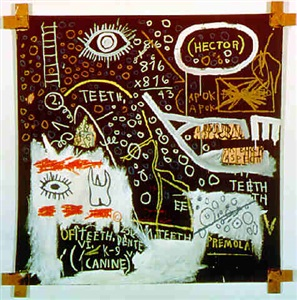 jean-michel basquiat, selected paintings and drawings by jean-michel basquiat