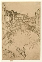 the bridge by james abbott mcneill whistler