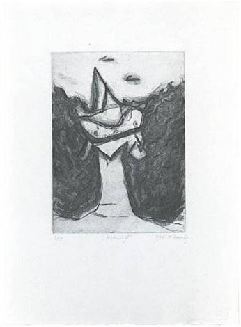mutterschiff by maria lassnig