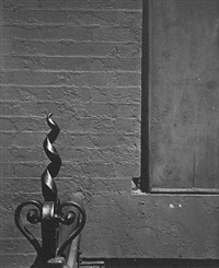 iron work (nyc) 1 by aaron siskind