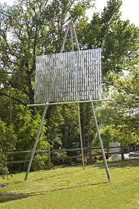 easel wind frame by tim prentice