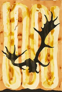 untitled by bill woodrow