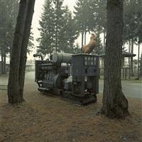 soviet diesel generator by ross mcnicol