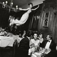 side kick, paris by melvin sokolsky