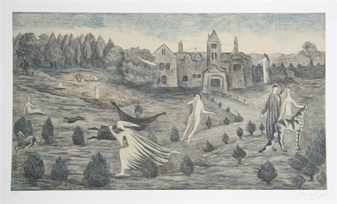 crookery hall by leonora carrington