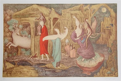 untitled 4 by leonora carrington