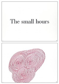 the small hours by louise bourgeois
