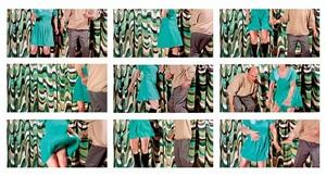 green salon i - ix by sabine dehnel