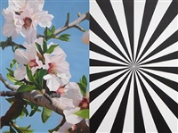 exstacy almond blossom 3 (l) by mustafa hulusi
