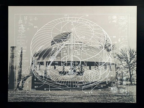 dymaxion dwelling machine wichita house from the portfolio inventions: twelve around one by buckminster fuller