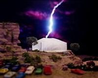 tent revival by lori nix