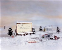 snow storm by lori nix