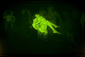 deliverance by mat collishaw