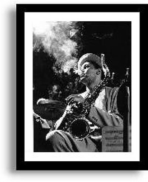 dexter gordon by herman leonard