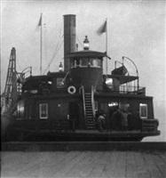 tub boat, ny by alvin langdon coburn