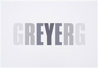 greyer g by kay rosen