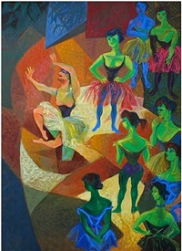 limelight by william gropper