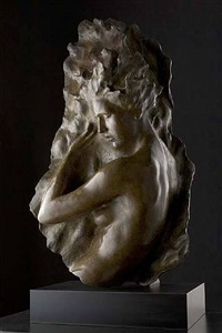ex nihilo, fragment no. 6, full scale by frederick hart