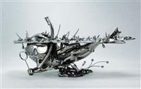 beneath the flow by liao yibai