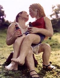 the kiss by sarah anne johnson