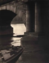 waterloo bridge by alvin langdon coburn