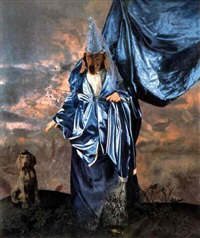 fairy godmother by william wegman