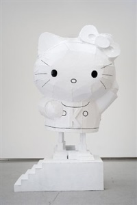 wind-up kitty by tom sachs