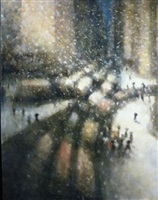 piccadilly bottleneck ii by bill jacklin