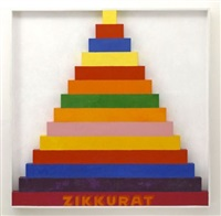 zikkurat 9 by joe tilson