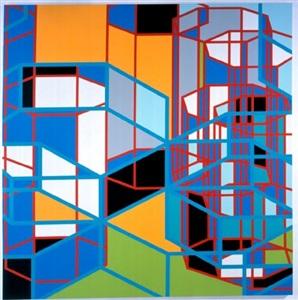 pintura abstracta by sarah morris