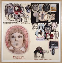 rabbit rabbit (railway orphan poetry.com) by simon english