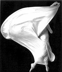 passion and line: pascale leroy by howard schatz