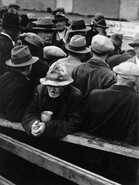 the white angel, bread line by dorothea lange