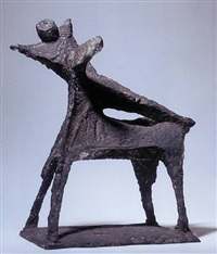 cavaliere (composizione) by marino marini